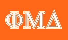 Phi Mu Delta Officers' Academy