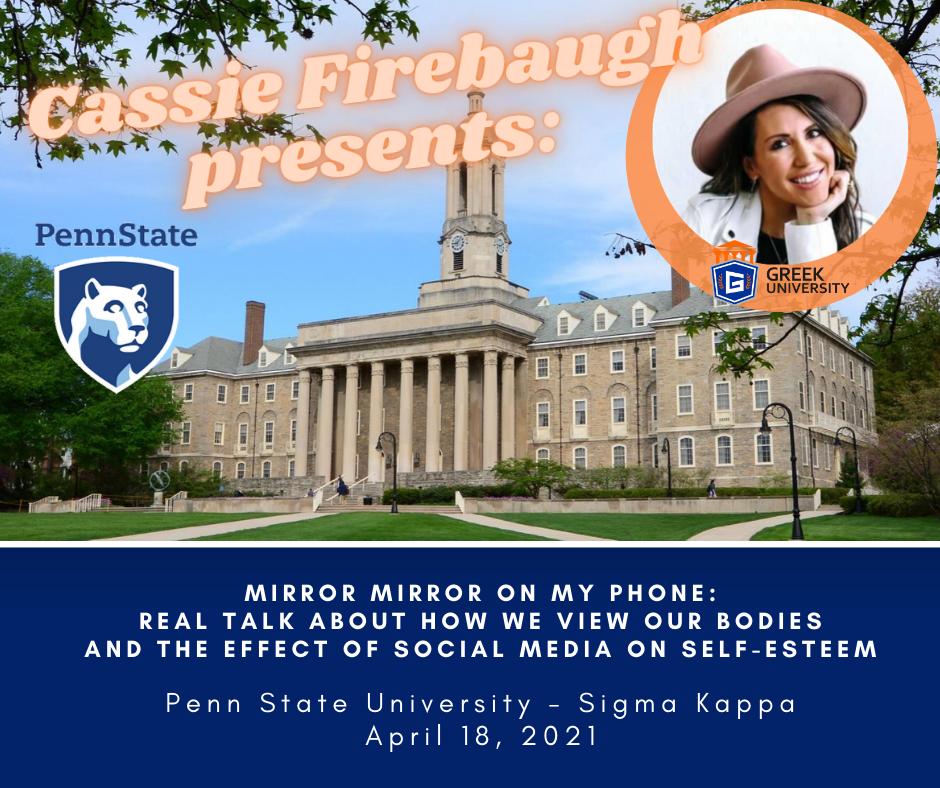 Penn State University – Sigma Kappa